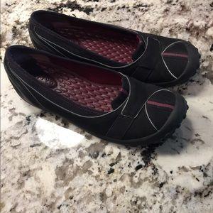 Privo Black Sneaker Women's 8